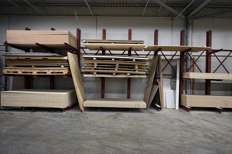 Particleboard and Plywood