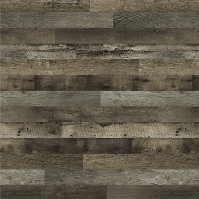 Reclaimed Oak Planked
