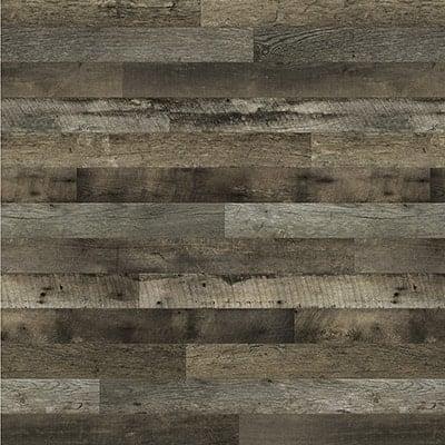 Reclaimed Oak Planked