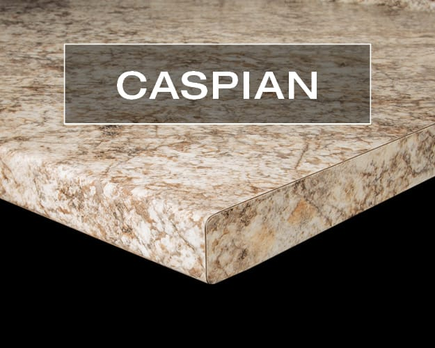 Caspian Postform Countertop Edge