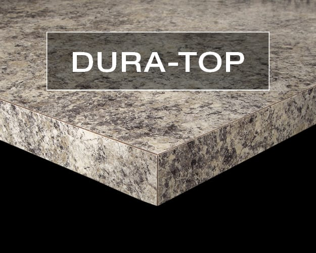 Dura-Top Postform Countertop Edge