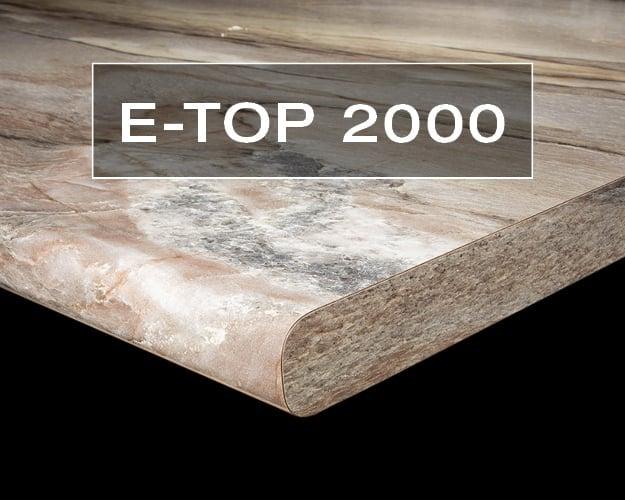 E-Top #2000 Postform Countertop Edge
