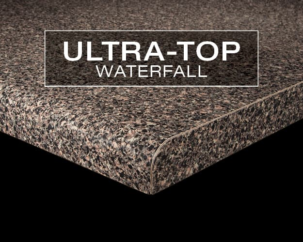 Ultra-Top Waterfall Postform Edge