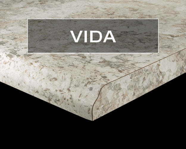 Vida Postform Countertop Edge